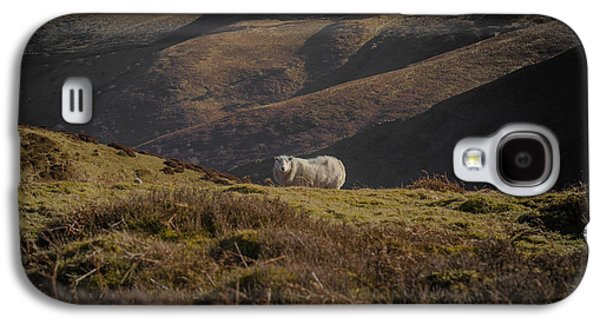 In A Rugged Landscape Galaxy S4 Case by Chris Fletcher