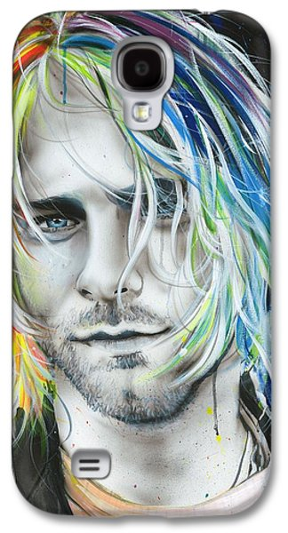Kurt Cobain - ' In Debt For My Thirst ' Galaxy S4 Case