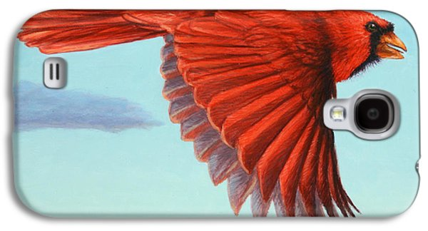 In Flight Galaxy S4 Case