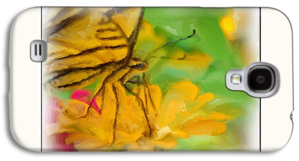 In The Garden Galaxy S4 Case by Kelly Gibson