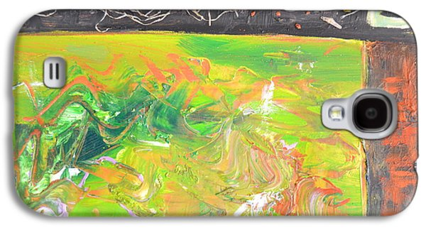 In The Garden Galaxy S4 Case by Robert Daniels