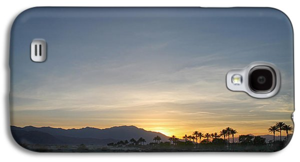 City Sunset Galaxy S4 Case - In The Grand Scheme Of Things by Laurie Search