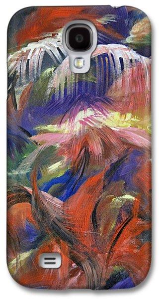 In The Jungle Galaxy S4 Case by Roberta Rotunda
