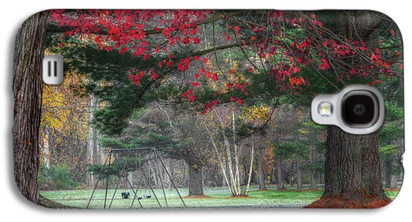 In The Park Galaxy S4 Case by Bill Wakeley