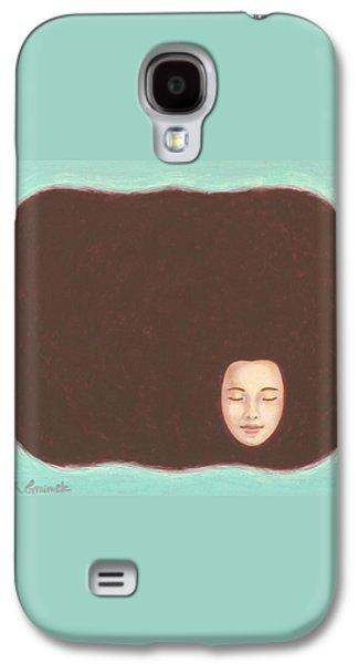 In The Void Galaxy S4 Case by Judith Grzimek