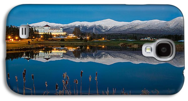 In The White Mountains Galaxy S4 Case