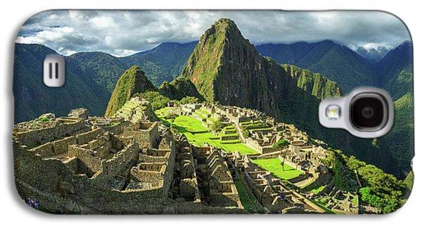 Inca City Of Machu Picchu, Urubamba Galaxy S4 Case