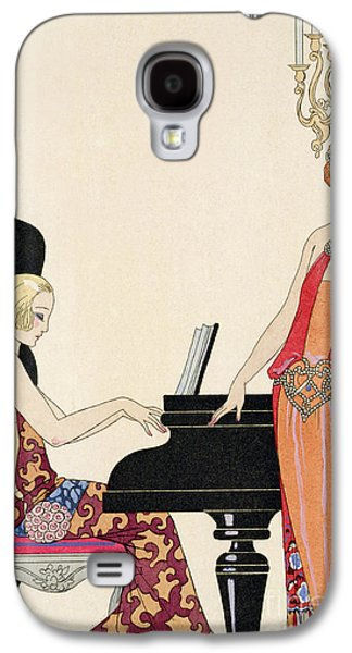 Incantation Galaxy S4 Case by Georges Barbier