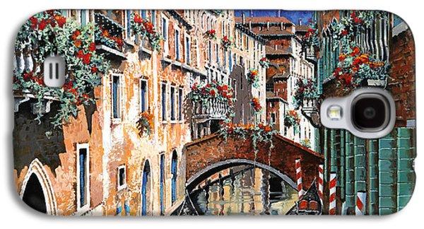 Inchiostro Su Venezia Galaxy S4 Case by Guido Borelli
