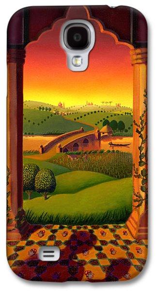 India Landscape Galaxy S4 Case by Robin Moline