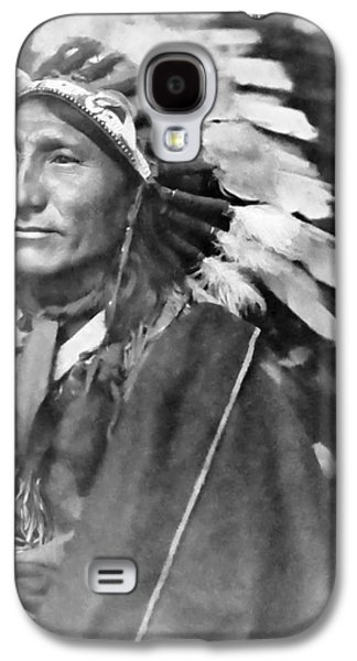 Indian Chief - 1902 Galaxy S4 Case