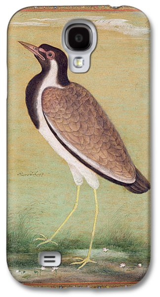 Indian Lapwing Galaxy S4 Case