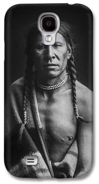 Indian Of North America Circa 1900 Galaxy S4 Case by Aged Pixel