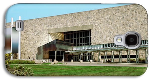 Indiana State Museum, White River State Galaxy S4 Case by Panoramic Images