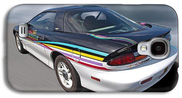 Indy 500 Pace Car 1993 - Camaro Z28 Galaxy S4 Case by Gill Billington