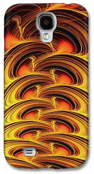 Inferno Galaxy S4 Case