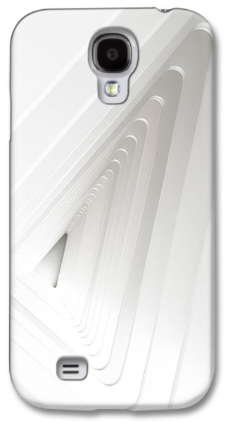 Infinite Arches Galaxy S4 Case by Scott Norris