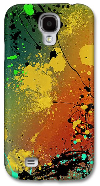 Infinite M Panel #1 Galaxy S4 Case