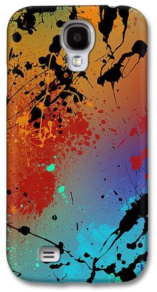 Infinite M Panel #2 Galaxy S4 Case