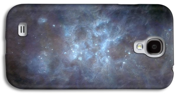 Infrared View Of Cygnus Constellation Galaxy S4 Case by Science Source