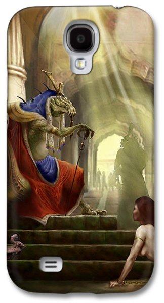 Dungeon Galaxy S4 Case - Inquisition by Matt Kedzierski