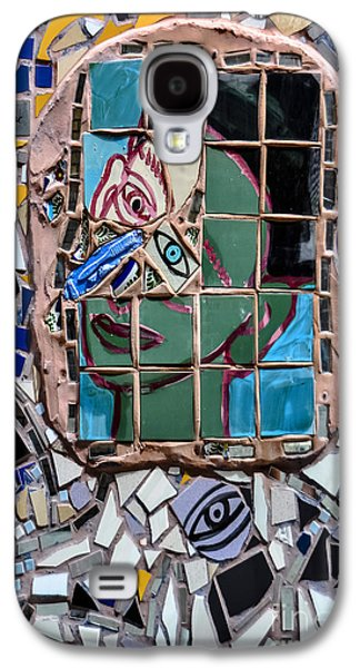 Inside Looking Out Galaxy S4 Case by Gary Keesler