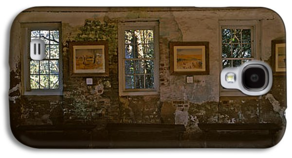 Inside View Of Slave Quarter, Middleton Galaxy S4 Case by Panoramic Images