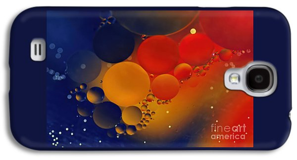 Intergalactic Space 3 Galaxy S4 Case