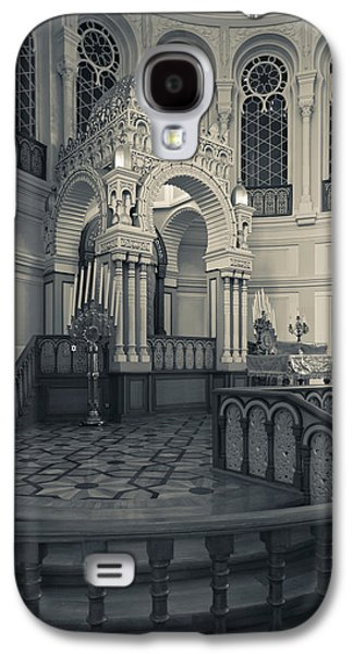 Interior Of The Grand Choral Synagogue Galaxy S4 Case