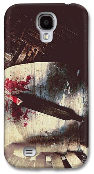 Internal Interrogation Galaxy S4 Case