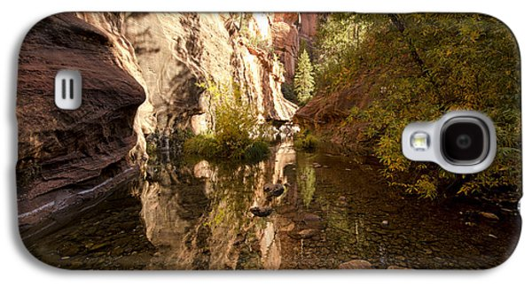 Into The Canyon  Galaxy S4 Case by Saija  Lehtonen