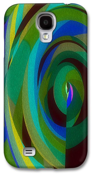 Into The Void Galaxy S4 Case by Mary Machare