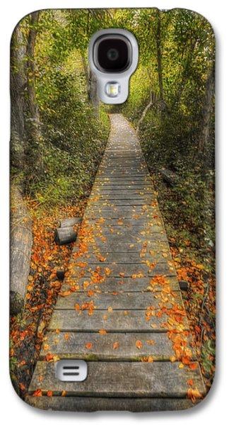 Into The Woods - Retzer Nature Center - Waukesha Wisconsin Galaxy S4 Case