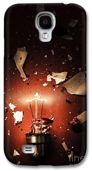 Intrinsic Obsolescence. Broken Idea By Design Galaxy S4 Case by Jorgo Photography - Wall Art Gallery