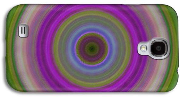 Introspection - Energy Art By Sharon Cummings Galaxy S4 Case