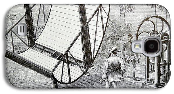 Inventor John Ericsson's Machine Galaxy S4 Case