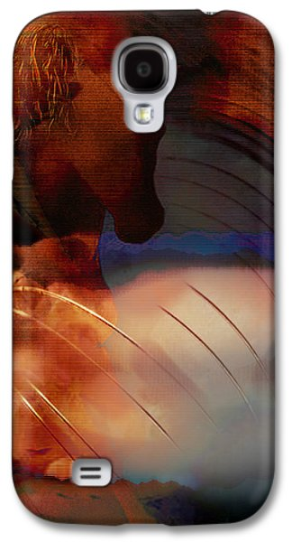 Invisible Heart Galaxy S4 Case
