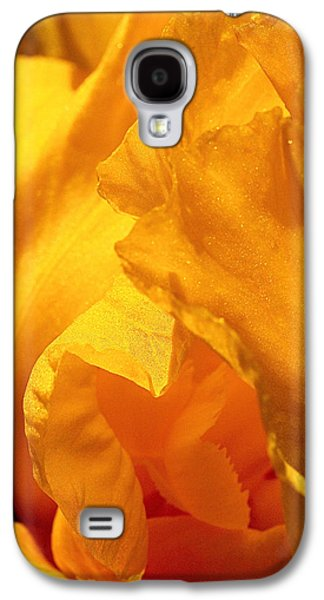 Iris Undulation Galaxy S4 Case