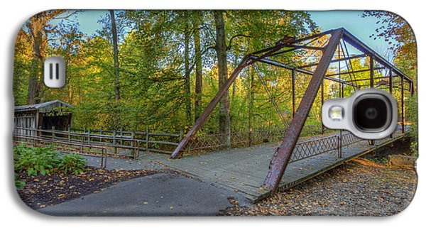 Iron Bridge At Yellow Creek Galaxy S4 Case