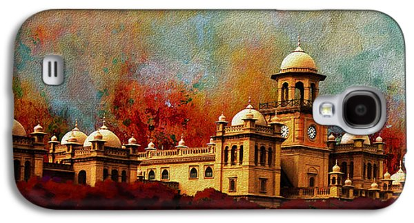 Islamia College Lahore Galaxy S4 Case by Catf