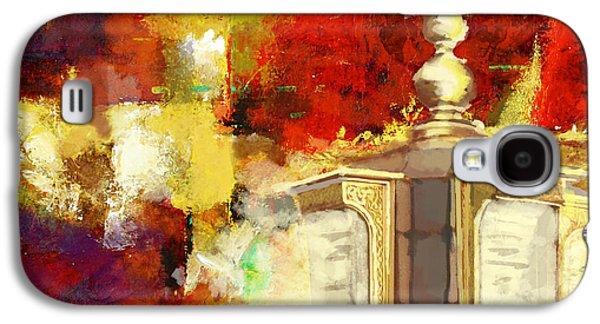 Islamic Painting 003 Galaxy S4 Case