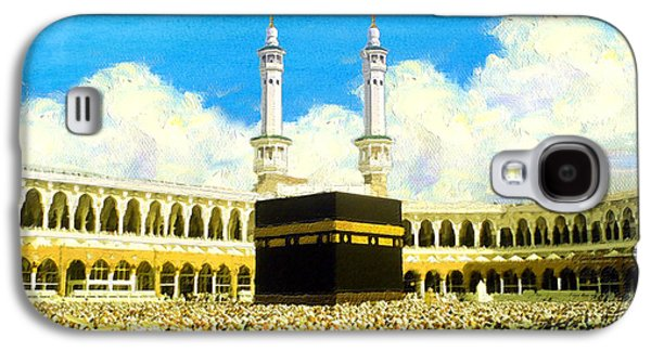Islamic Painting 006 Galaxy S4 Case