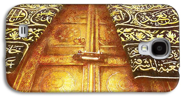 Islamic Painting 008 Galaxy S4 Case by Catf