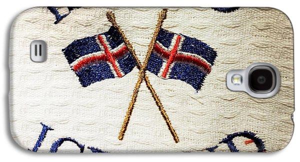 Island Iceland Galaxy S4 Case by Matthias Hauser