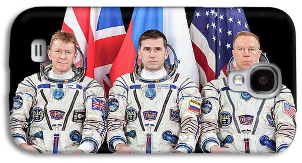 Iss Expedition 46 Crew Galaxy S4 Case