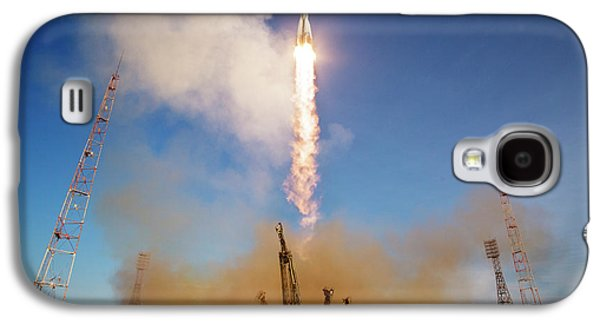Iss Expedition 46 Launching Galaxy S4 Case by Nasa/joel Kowsky