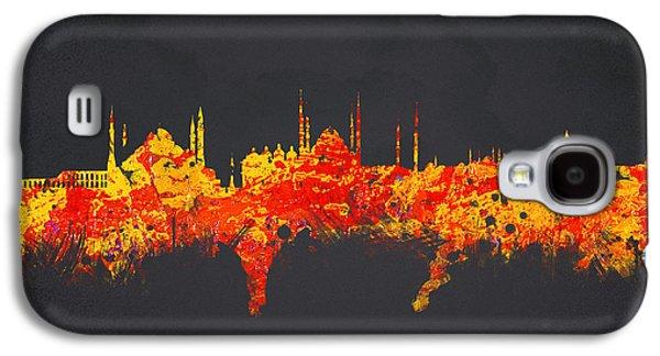 Istanbul Turkey Galaxy S4 Case by Aged Pixel