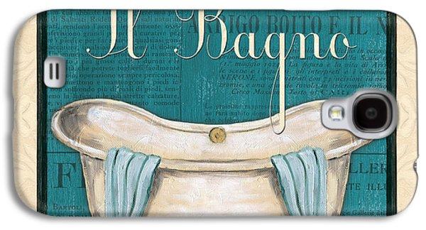 Italianate Bath Galaxy S4 Case by Debbie DeWitt