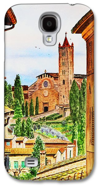 Italy Siena Galaxy S4 Case