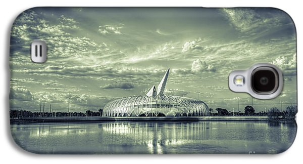 Ivory Tower Of Knowledge- Split Tone Galaxy S4 Case